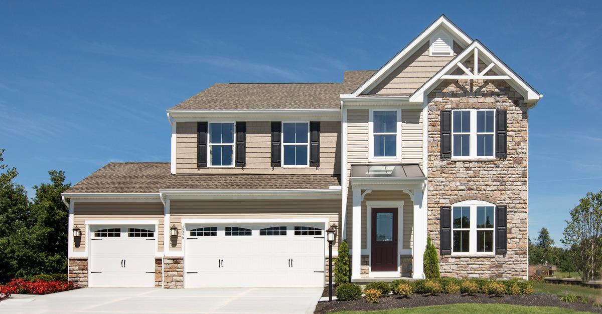 New Ryan Homes at Brantwood