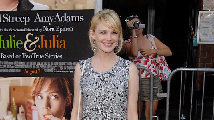 Julie and Julia LA Premiere 2009 Kathryn Morris