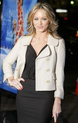 Christine Taylor at the Los Angeles premiere of DreamWorks Pictures' Blades of Glory