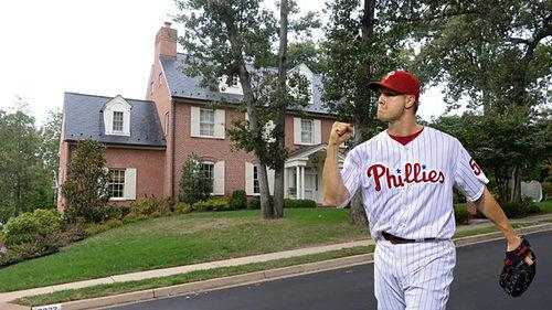 Suspended Nationals Pitcher Papelbon Buys $2.9M VA Home
