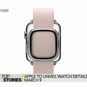 Apple to Unveil Watch Details March 9