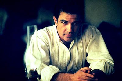 Antonio Banderas as Luis in MGM's Original Sin