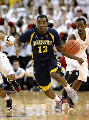 Wilson works to win trust at No. 17 Marquette
