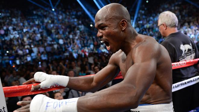 Timothy Bradley Reacts Getty Images
