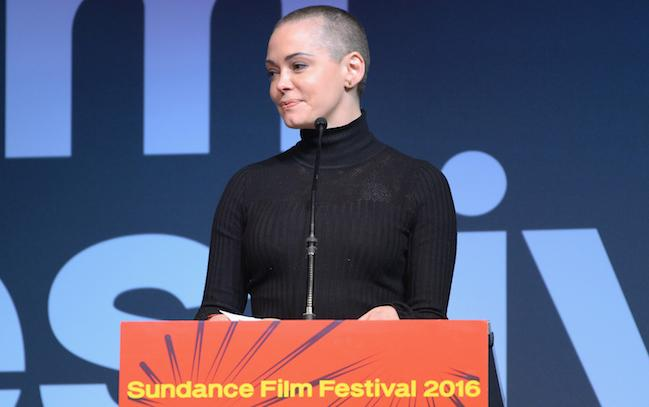 Rose McGowan Says The @FemScriptIntros Twitter Is Popular Because A Guy Runs It