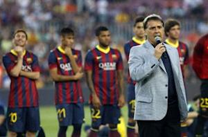 Martino: Fabregas must decide future