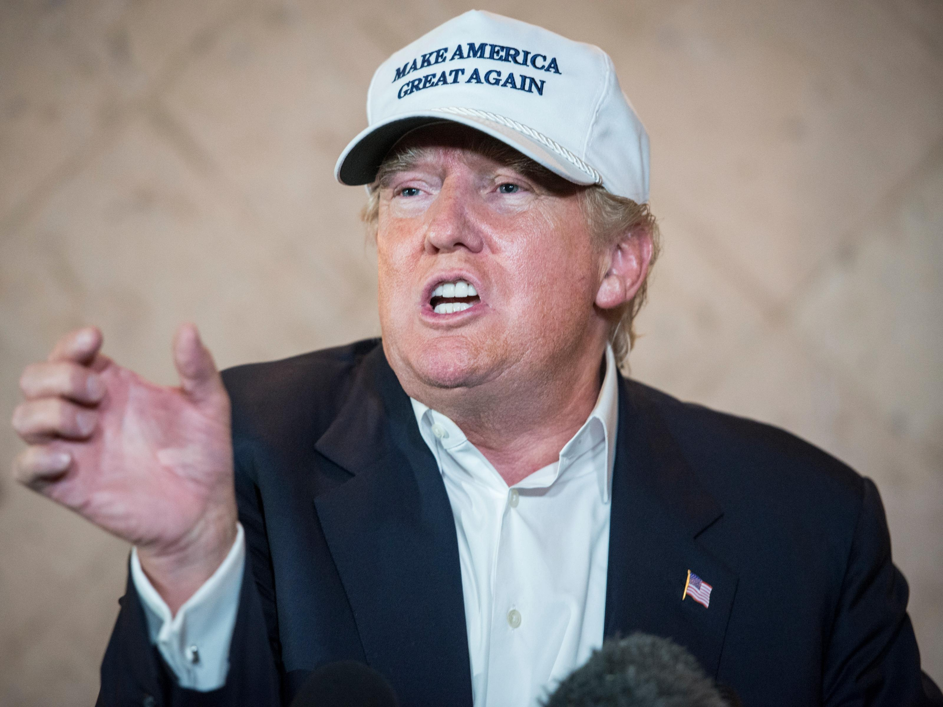 Donald Trump can't answer a simple question that's one of the fundamentals of his campaign