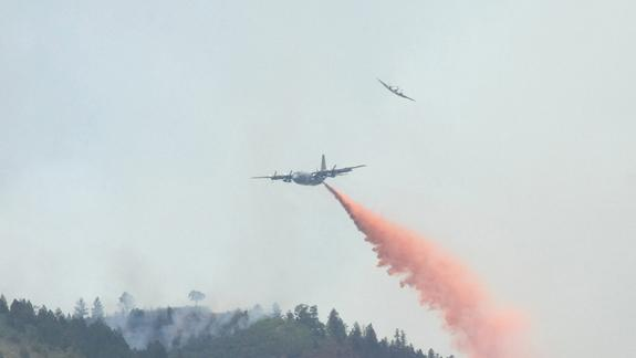 Wildfire Early Warning Possible With Space Sensors