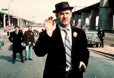 Gene Hackman as Popeye Doyle in 20th Century Fox's The French Connection