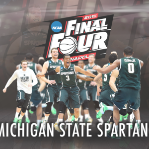 Michigan State Spartans Final Four Hype Video