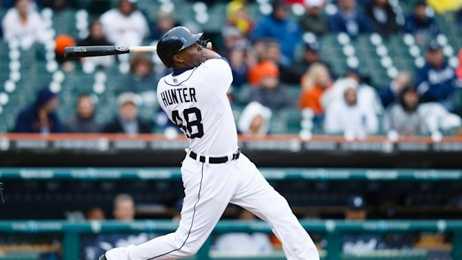 MLB: Toronto Blue Jays at Detroit Tigers