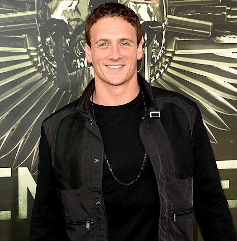 Ryan Lochte on Shooting 90210: I &quot;Messed Up My Lines!&quot;