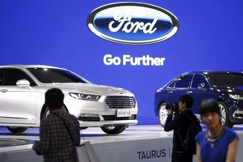 Ford to invest $1.8 billion to expand R&D in China