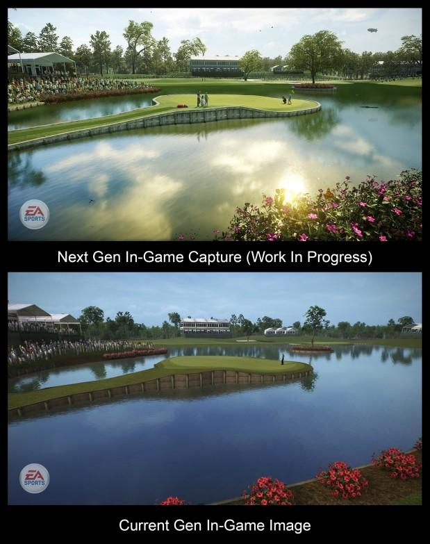 EA Sports divorcing Tiger Woods, teases nextgen PGA game