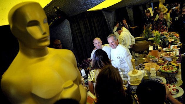 Crazy Oscars Grocery List: 1,600 Pounds of Butter, 600 Lobsters and More (ABC News)