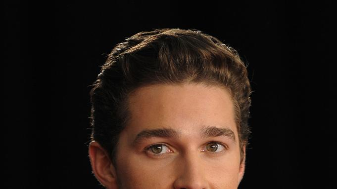 Wall Street Money Never Sleeps NYC Premiere 2010 Shia LaBeouf