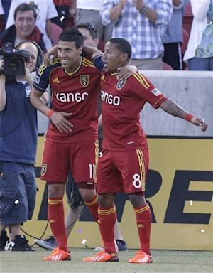 Morales leads way and RSL blanks Earthquakes 3-0