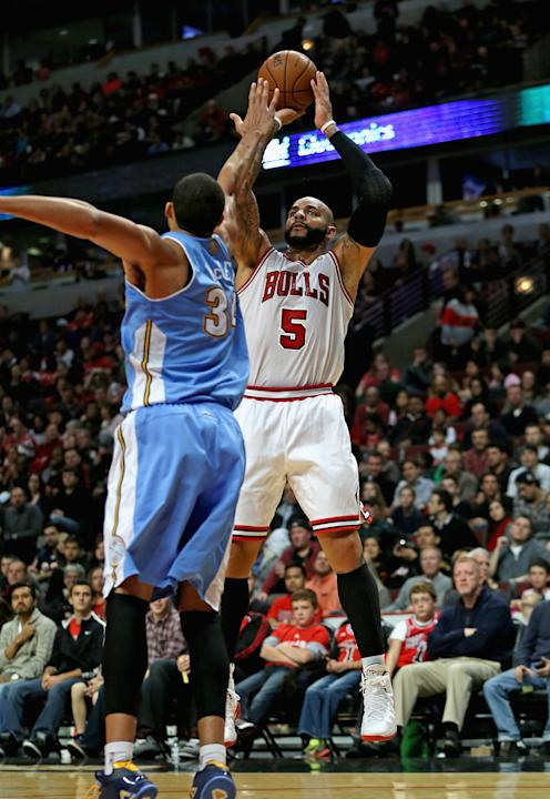 Denver Nuggets v Chicago Bulls