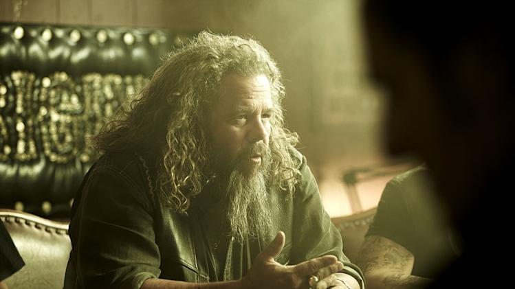 "Mark Boone Jr. stars as Robert ""Bobby"" Munson in ""Sons Of Anarchy."""