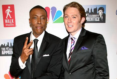 Celebrity Apprentice: Arsenio Hall Beats Clay Aiken!