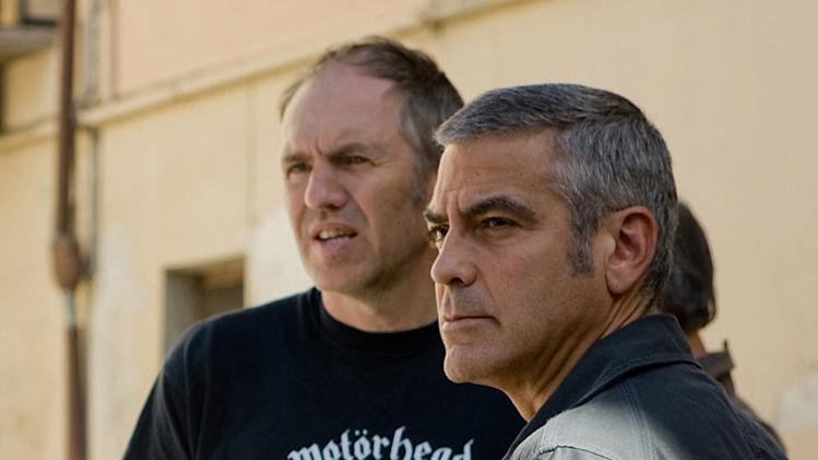 The American Production Photos 2010 Focus Features George Clooney Anton Corbjin