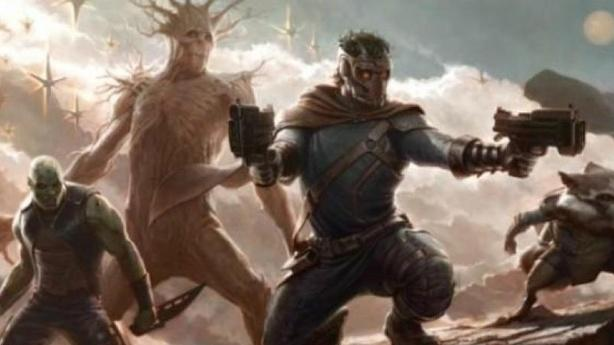 'Guardians of the Galaxy' Is Marvel's Wild Card