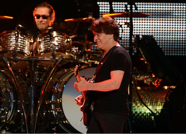 Van Halen And Kool & The Gang Perform At The Staples Center