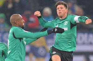 Huntelaar delighted with Schalke return