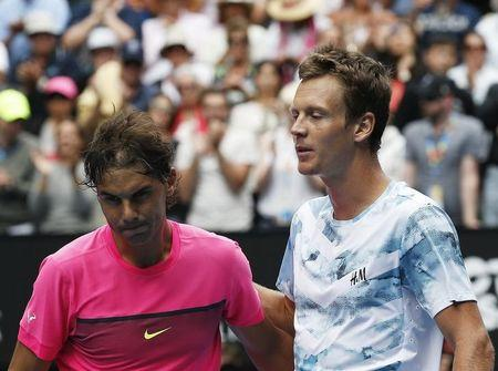 Nadal disappointed but bows out content with comeback