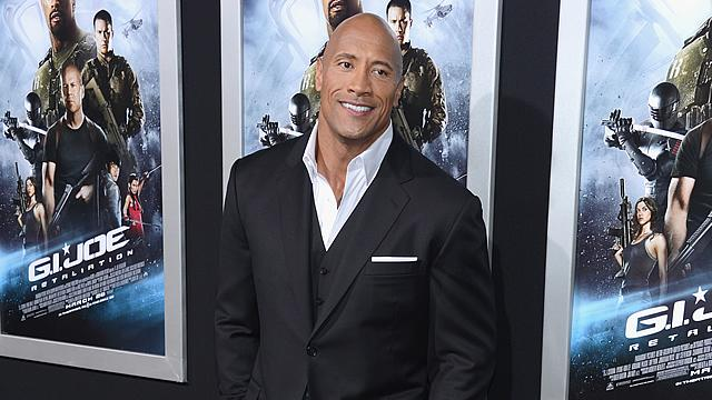 5 Things You Don't Know About Dwayne Johnson
