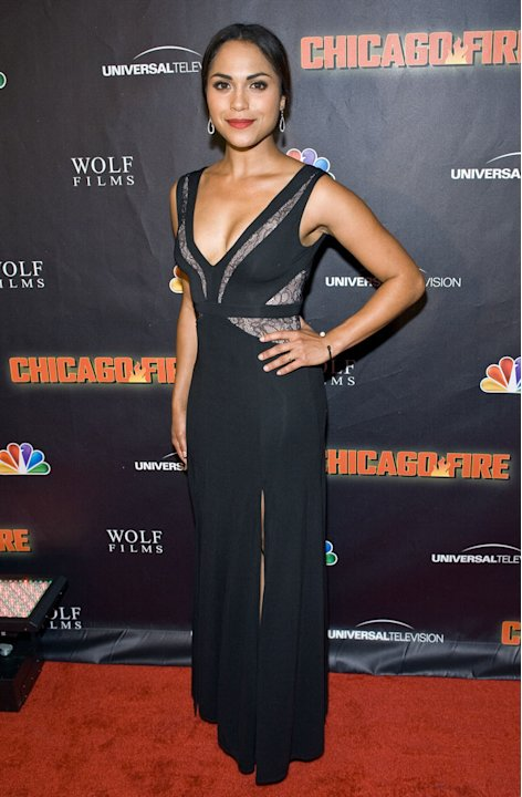 NBC's &quot;Chicago Fire&quot; Premiere - Arrivals