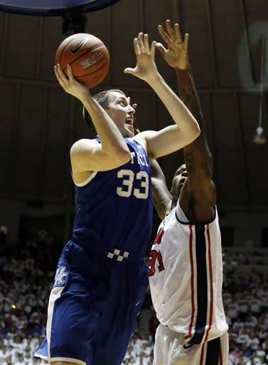 Kentucky beats No. 16 Mississippi 87-74