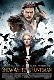 Poster of Snow White & the Huntsman