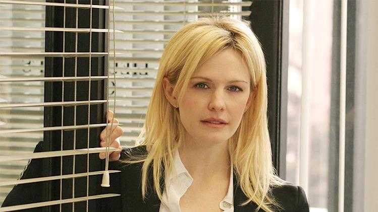 Kathryn Morris stars on the CBS Television Network's Cold Case