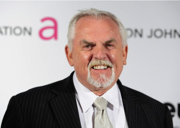 Actor Ratzenberger arrives at the 2013 Elton John AIDS Foundation Oscar Party in West Hollywood