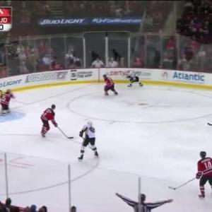 Cory Schneider Save on Patric Hornqvist (03:36/3rd)