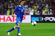 Pirlo's brilliance in this era is like Roger Federer beating Rafa Nadal with a wooden racquet