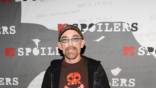 Watchmen Screening LA 2009 Jackie Earle Haley