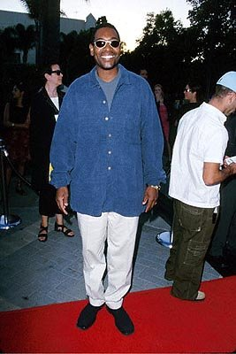 Premiere: Mykelti Williamson at the Hollywood premiere of Paramount's The Original Kings of Comedy - 8/10/2000