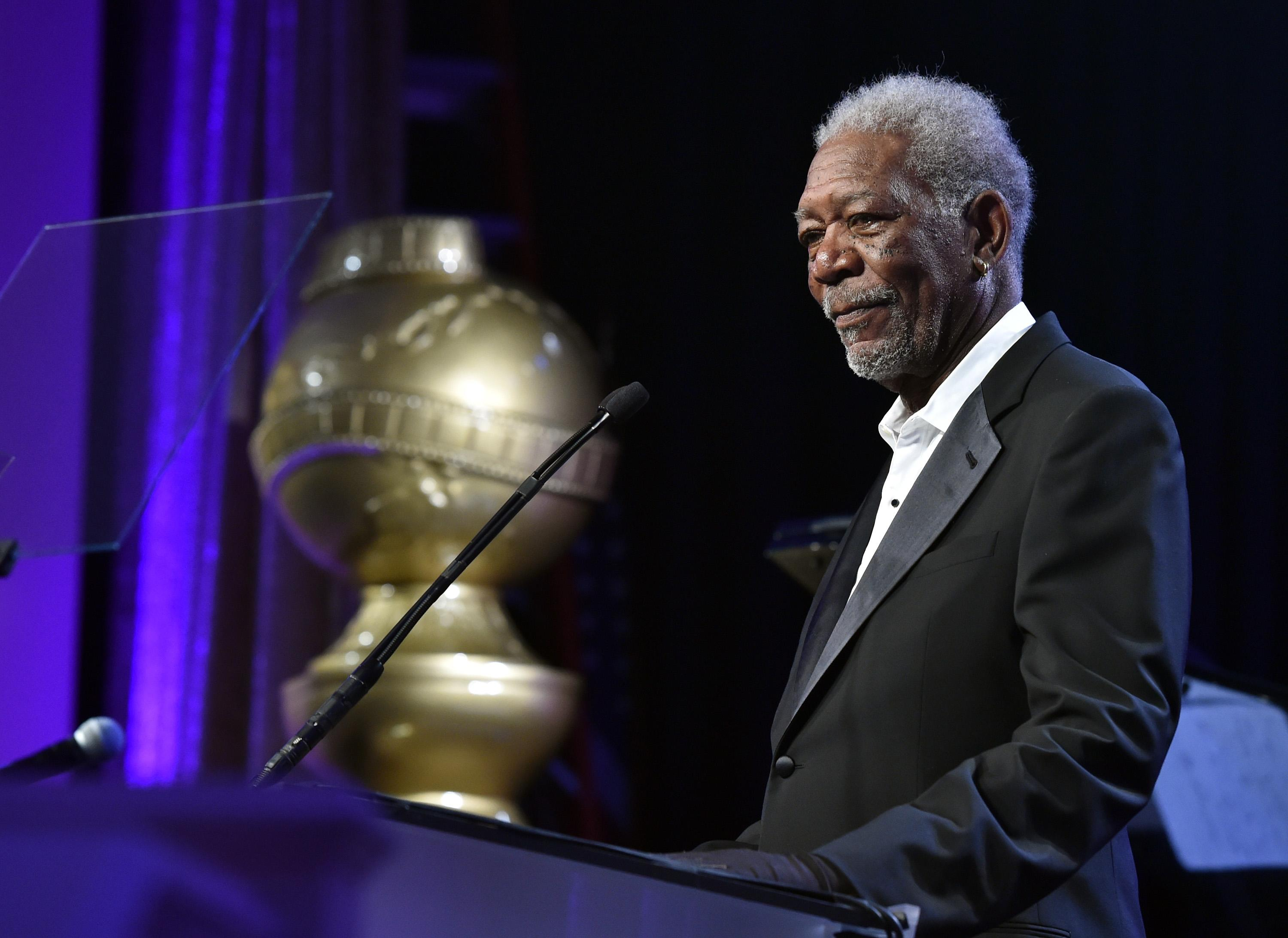 Morgan Freeman To Receive Chaplin Award From Film Society Of Lincoln Center