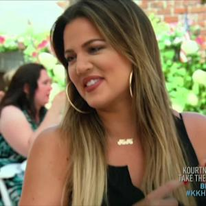 The Kardashians Have Most Awkward Lunch Ever