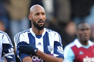 Anelka handed five-game ban for 'Quenelle' gesture