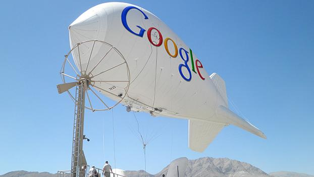 Project Loon: Google's bid to connect the globe with high-altitude balloons