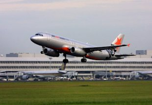 A New Zealander passed away one and a half hours into a Jetstar flight from Singapore to Auckland last Monday. (Photo: AFP)