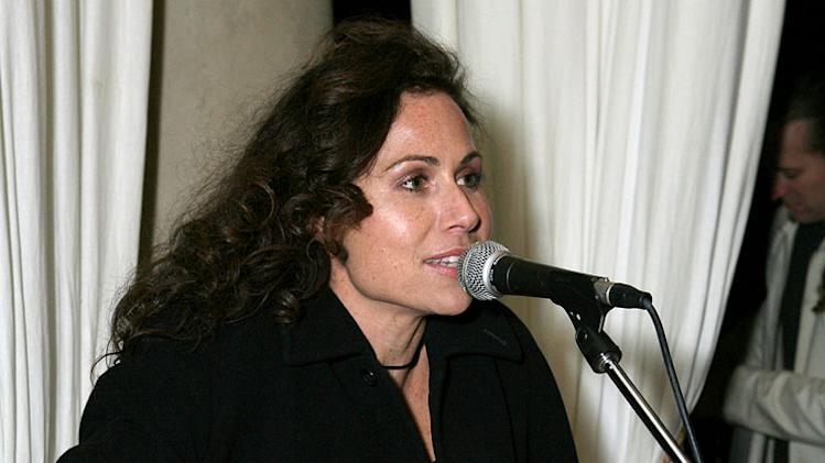 Minnie Driver at Esquire House 360 Hosts Annual Cocktail Party for Oxfam.
