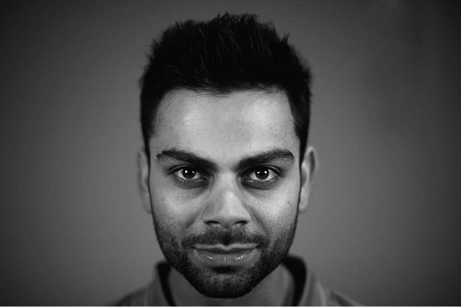 India Portrait Session - ICC Champions Trophy