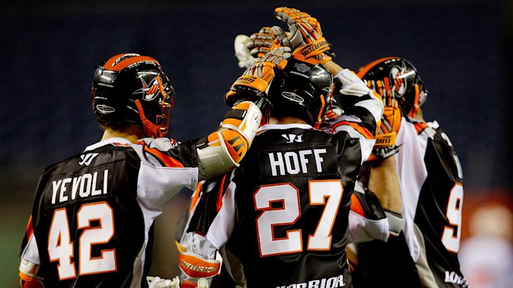 Hamilton Nationals v Denver Outlaws