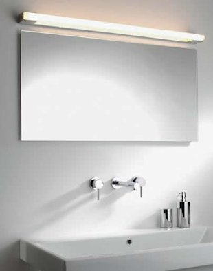 There are various lighting options to open up the space or exude a nice ambience in your bathroom. (Photos courtesy of Interior Affairs)