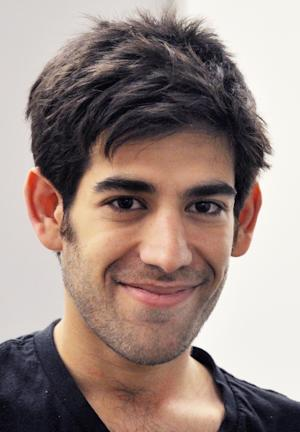 This Dec. 8, 2012 photo provided by ThoughtWorks shows Aaron Swartz, in New York. Swartz, a co-founder of Reddit, hanged himself Friday, Jan. 11, 2013, in New York City. In 2011, he was charged with stealing millions of scientific journals from a computer archive at the Massachusetts Institute of Technology in an attempt to make them freely available. He had pleaded not guilty, and his federal trial was to begin next month. (AP Photo/ThoughtWorks, Pernille Ironside)