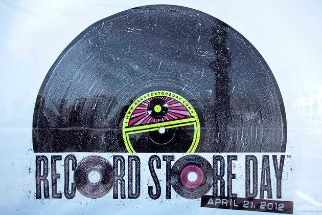 Am 21. April ist Records Store Day (Bild: AP)